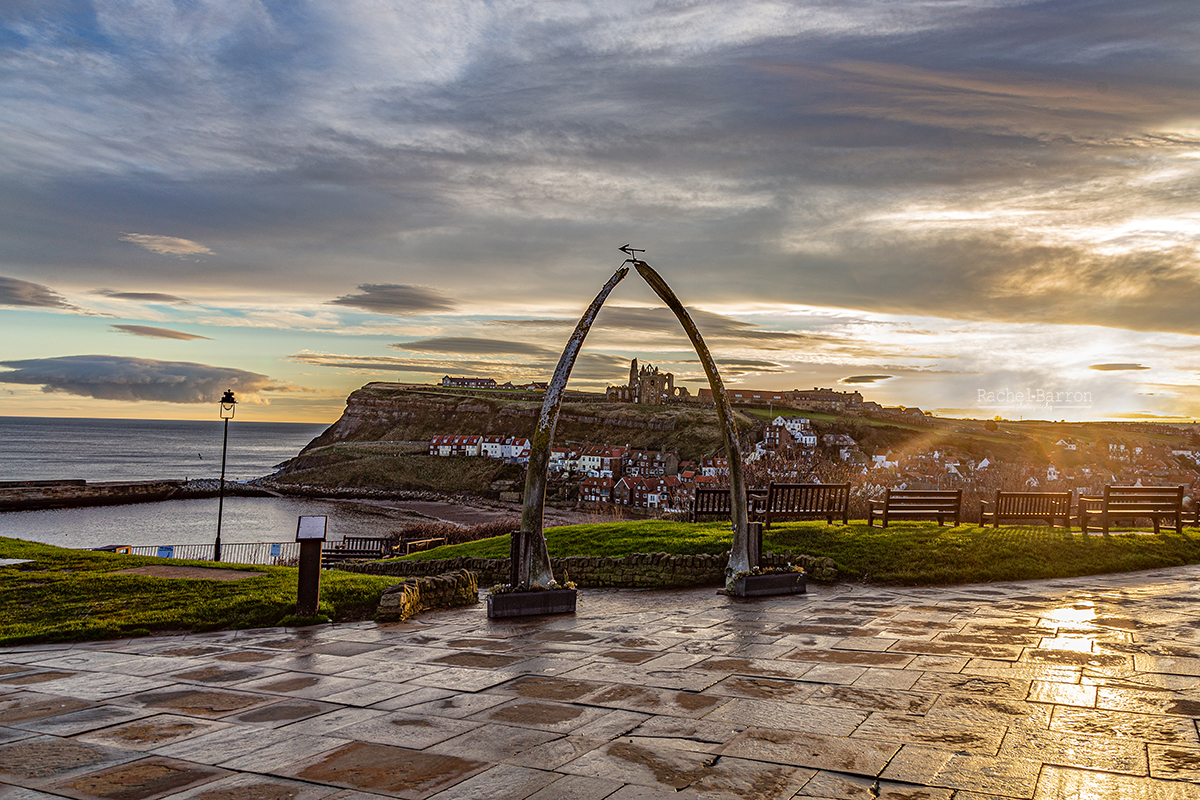 Whitby photographer, Rachel Barron